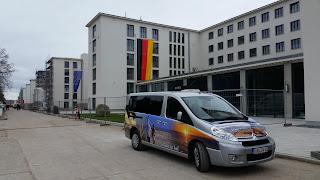Neues Apparthotel im Block 2 des ehemaligen KdF-Bad