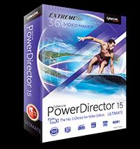 CyberLink PowerDirector Ultimate 15 + Ativação