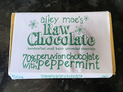 Ailey Mae's raw chocolate