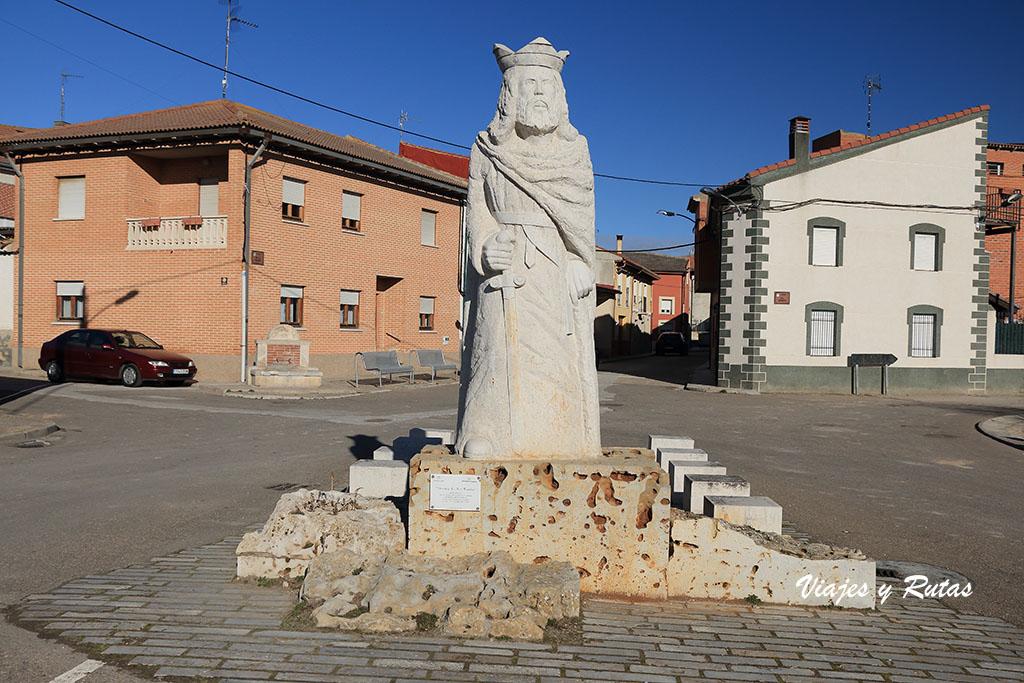 Estatua de Wamba