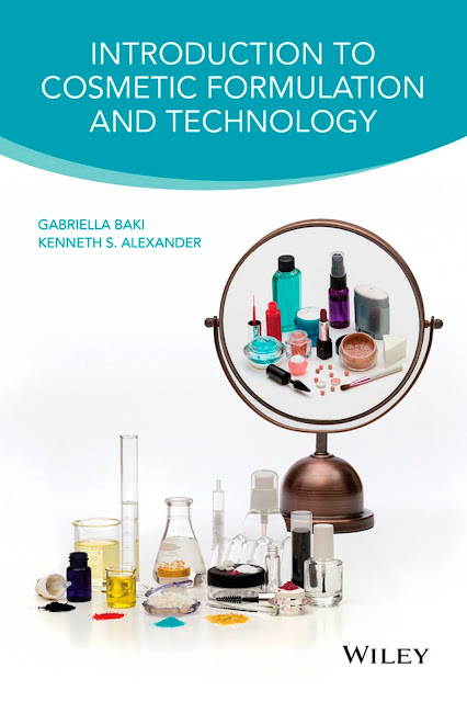 Introduction to Cosmetic Formulation and Technology pdf free download