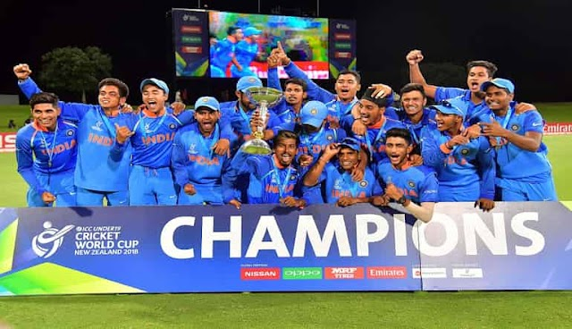 ICC U19 World Cup 2020: Complete schedule of Team India matches