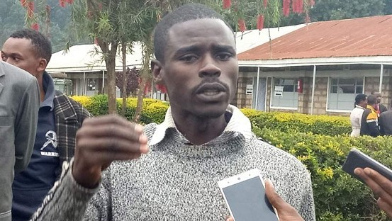 23-yr-old bike rider cum 300-level student wins Parliamentary seat in Kenya