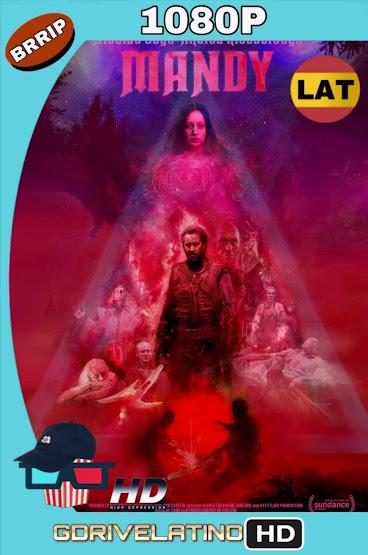 Mandy (2018) BRRip 1080p Latino-Ingles MKV