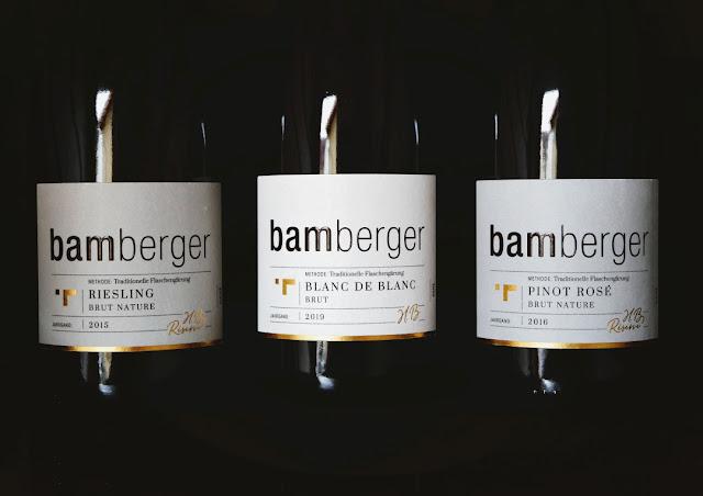 Sekte vom Wein- und Sektgut Bamberger
