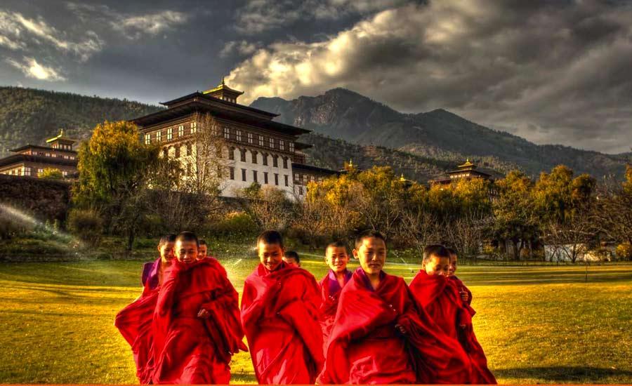 La impresionante receta de la felicidad de Bután