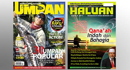 Percetakan Majalah