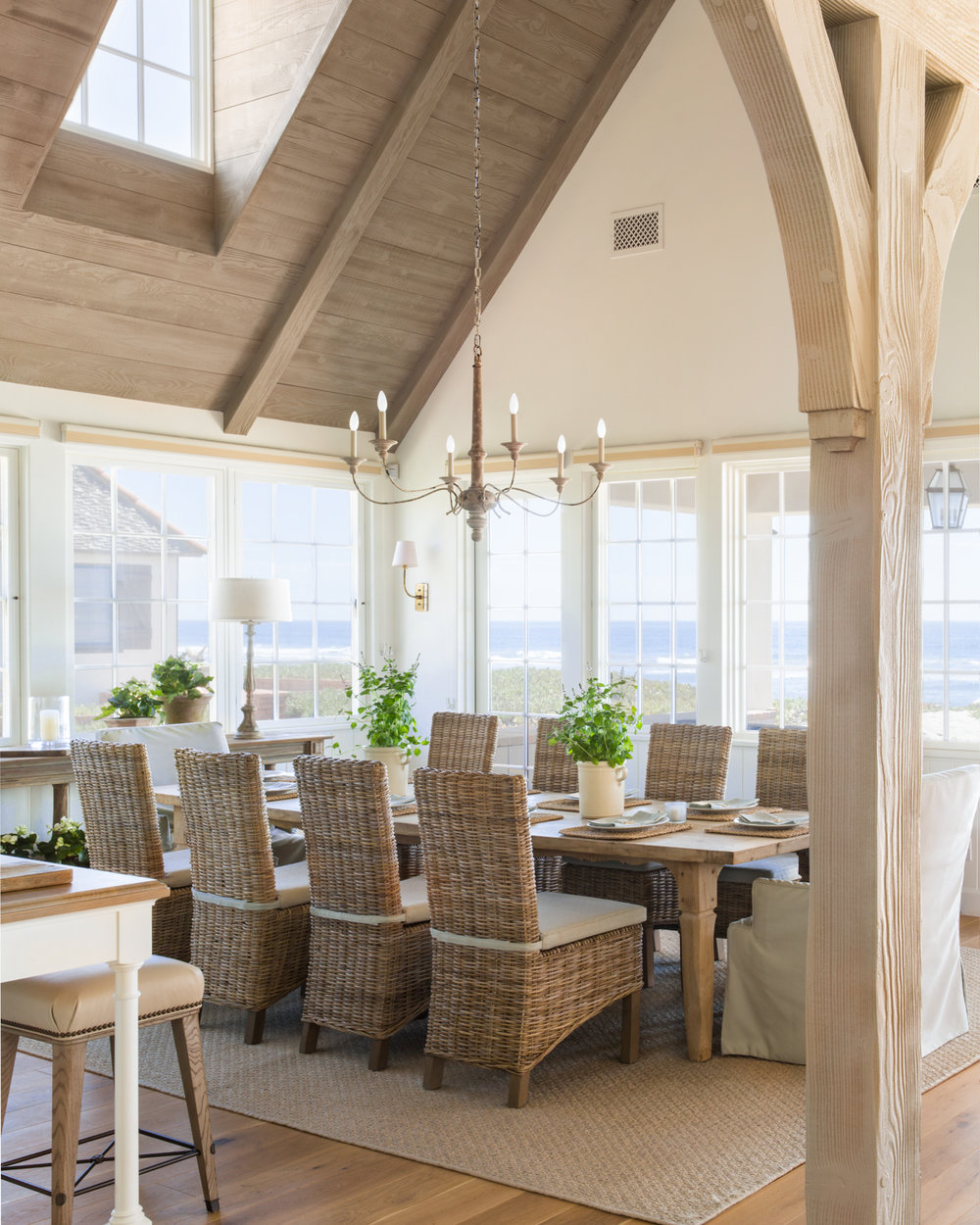 Beautiful Beach House Interiors: 12 Design Tips To Get Modern French Country Style Without