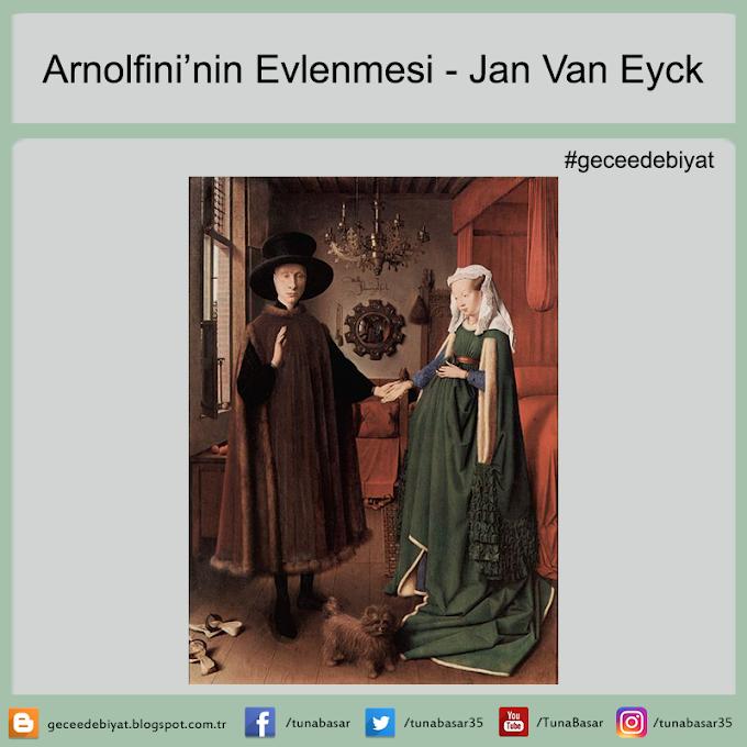 Arnolfini'nin Evlenmesi - Jan Van Eyck