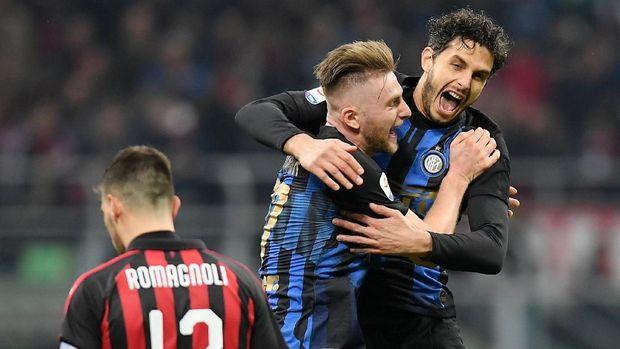 Kekalahan Ganda AC Milan Dan Kemenangan Penting Bagi Inter Milan 2019