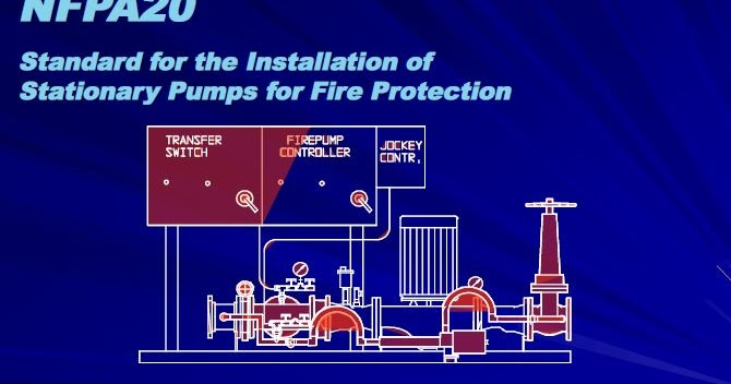 Fire Pump Requirements According To Nfpa 20 Standard Pdf