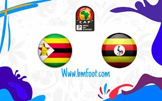 مشاهدة مباراة اوغندا و زيمبابوي بث مباشر