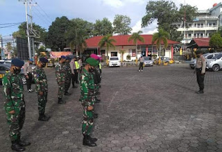 Polres Tanjungpinang Laksanakan Patroli Skala Besar Gabungan