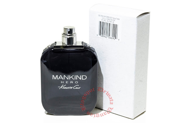 Kenneth Cole Mankind Hero Tester Perfume