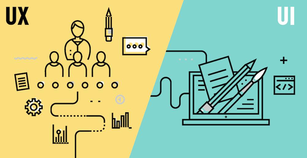 Perbedaan Antara UX Design dengan UI Design