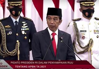 Gagal Tangani Ekonomi dan Covid-19, Jokowi Diminta Mundur