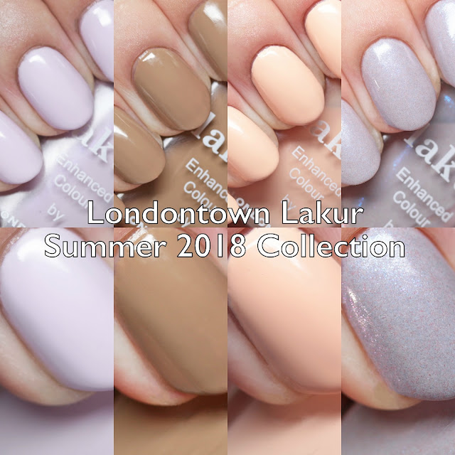 Lakur Enhanced Colour by Londontown Summer 2018 Collection