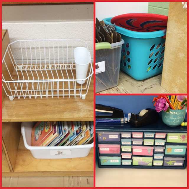 Who S Who And Who S New Creative Classroom Storage Solutions