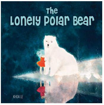 The Lonely Polar Bear, by Khoa Le