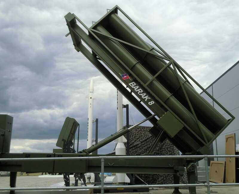 Peluncur Barak-8