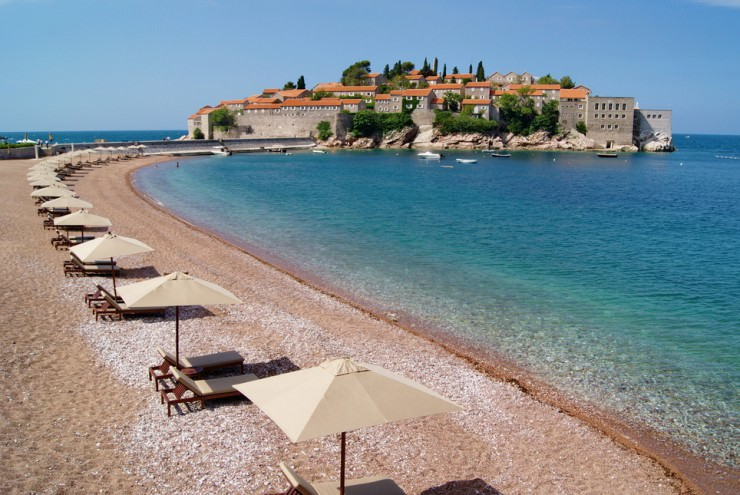 Top 11 Resorts Around the World - Montenegro