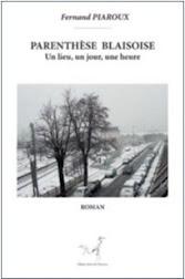 Parenthèse blaisoise - Fernand Piaroux