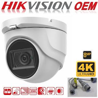 HIKVISION DS-2CE76U1T-ITPF 2.8mm