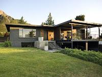 Modern Style Rustic Home Design Ideas Wallpaper