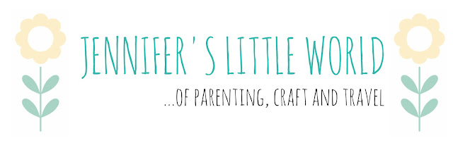 Jennifer's Little World blog header image