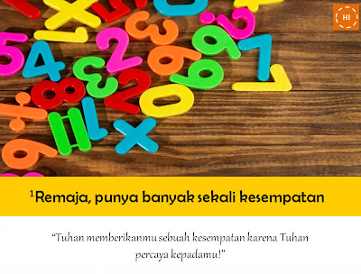 Haydar Iskandar Motivasi Indonesia Remaja GenRe BKKBN