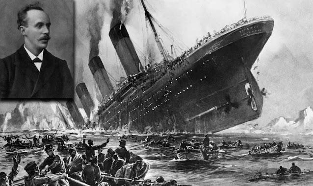 Carta de pastor que se afogou enquanto pregava no Titanic será leiloada