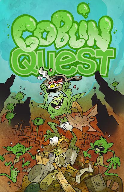 [LITE] Goblin Quest by Grant Howitt 介紹
