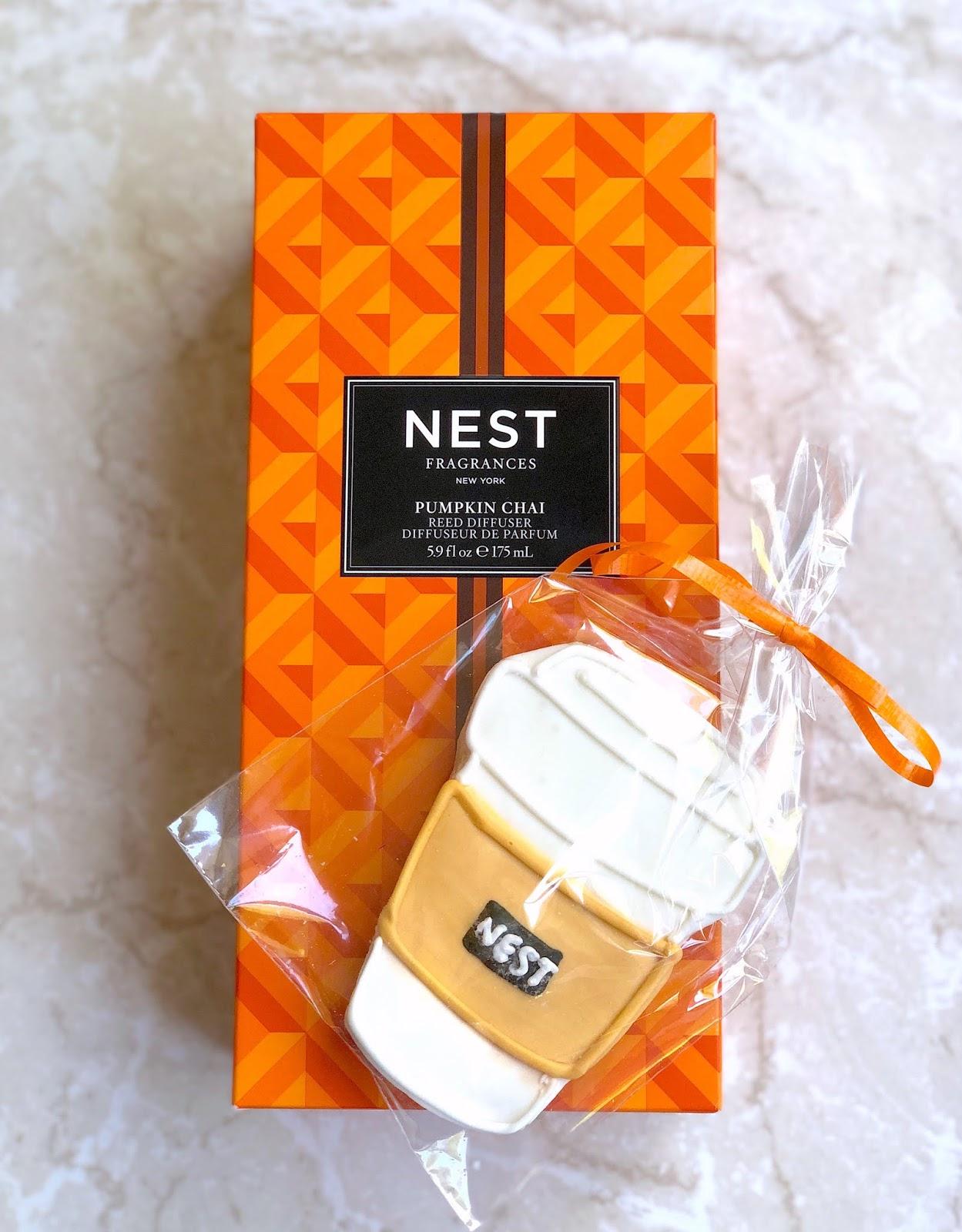 Pumpkin Chai Reed Diffuser Review