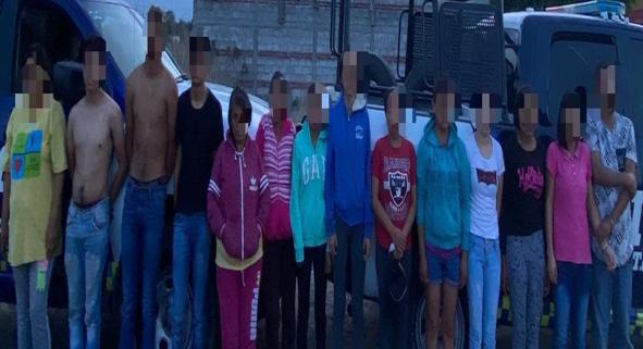 Los detuvieron por atentar contra la población civil en Guanajuato, hoy ya liberaron a 23, La mama, hermana y prima de El Marro serían liberadas en las próximas horas