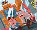 Big Evil Robots