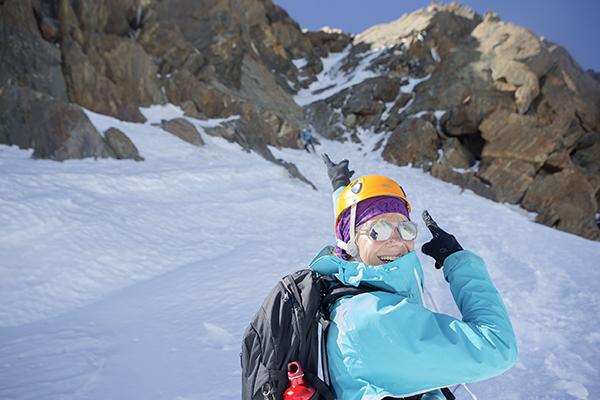 Janiina Ojanen Monte Rosalla