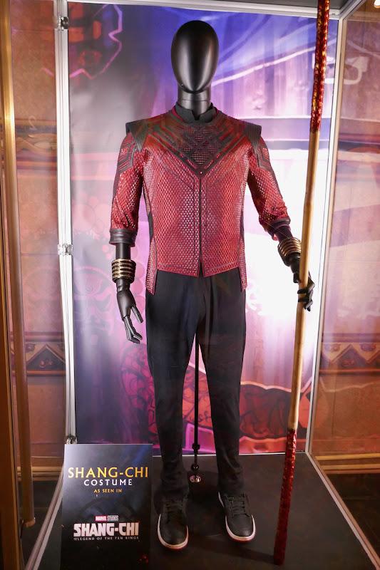 Simu Liu Shang-Chi movie costume