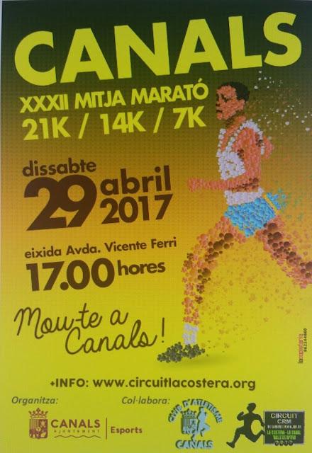 CONCURS FOTOGRÀFIC MITJA MARATÓ CANALS 2017