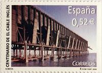 CENTENARIO DEL CABLE INGLÉS
