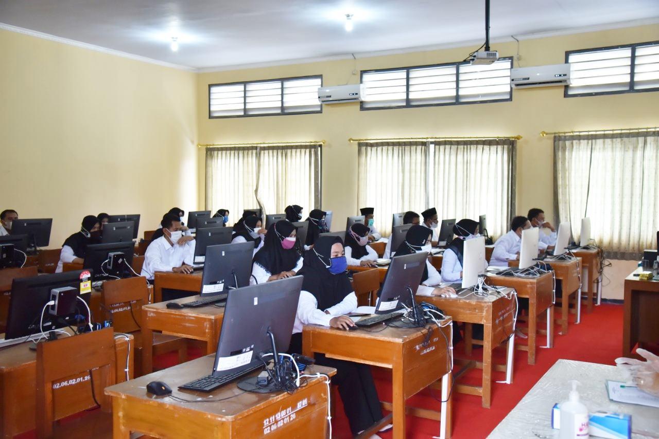 Seleksi PPPK Guru di Kebumen Digelar Lima Hari