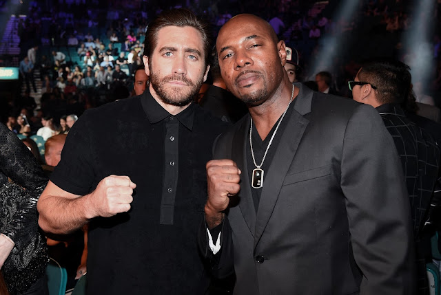 Jake Gyllenhaal e Antoine Fuqua