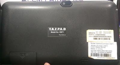 Econnect HM71 Flash File