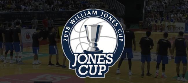 Jones Cup 2018 Final Standings