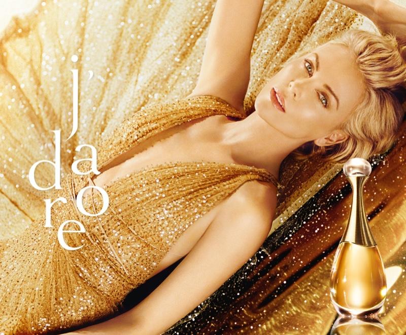 Dior J'adore 2019 Perfume Campaign