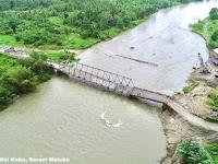 Kementerian PUPR Tangani Jembatan Rusak Akibat Banjir di Sulawesi Utara dan Seram, Maluku