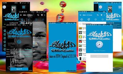 BBM MOD BlackID MixLatte 2.13.1.14