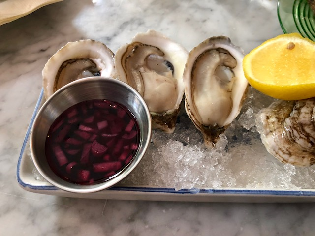 Happy Hour at Zadie's Oyster Room