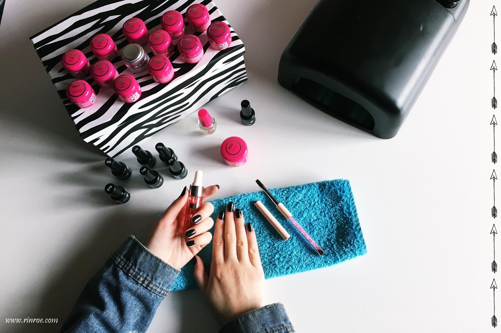paznokcie hybrydowe czy paznokcie żelowe