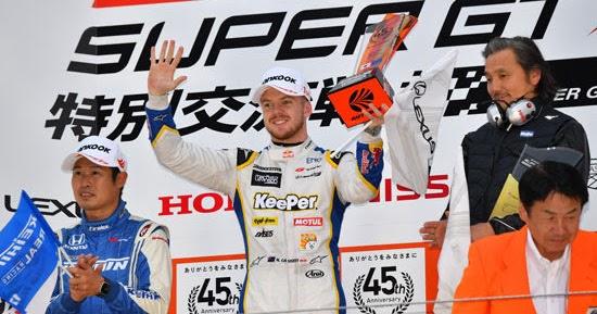 Nick Cassidy gewinnt erstes SUPER GT x DTM Dream Race