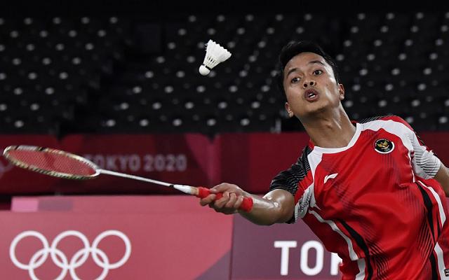 Link Streaming Badminton Tokyo 2020 A.S. Ginting vs Kevin Senin, 2 Agustus 2021